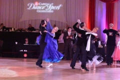 DanceSport Competitions 2018